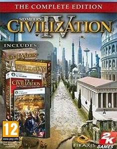 [PC] Sid Meier's Civilization IV: The Complete Edition - Free - Twitch Prime