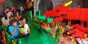 Legoland kids go free and extra 15% off through Travelzoo :)