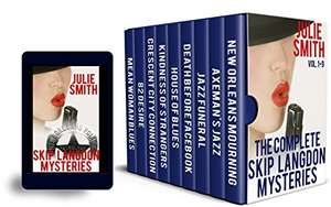 Murder Mysteries Box -  Skip Langdon Complete Set: (The Skip Langdon Series) Kindle Edition - Free Download @ Amazon