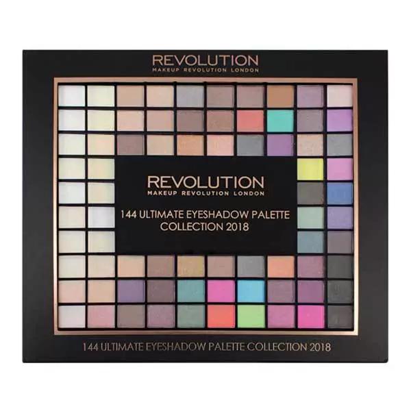 Makeup Revolution Ultimate 144 Eyeshadow palette £8 @ Superdrug (back in stock).