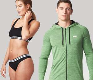 50% off Myprotein Clothing including Sale - Items from £2.50 Examples in post (+£2.95 del Free del over £35)