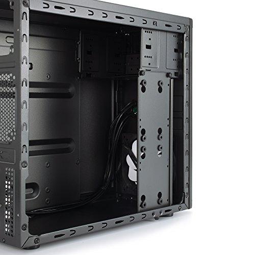 Fractal Design Core 1100 Series Micro ATX Case - Black/Pearl, £30.97 Prime Exclusive @ amazon