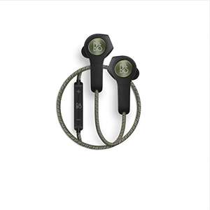 B&O PLAY by Bang & Olufsen Beoplay H5 Wireless Bluetooth In-Ear Headphones (Moss Green) £144 @ Amazon