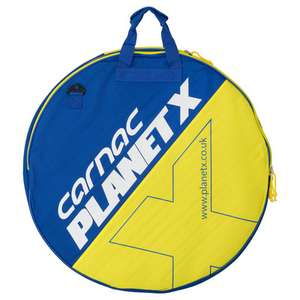Planet X Team Carnac Padded Double Wheel Bag for £10 + £3.95 for delivery @ Planetx