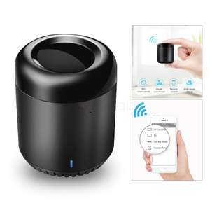 Broadlink Black Bean RM Mini 3 WiFi Smart Home Hub / £10.26 Inc Postage @ Zapals