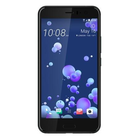 "Pristine Refurbished HTC U 11 Brilliant Black 5.5"" 64GB 4G Unlocked & SIM Free @ laptops direct"