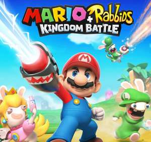 Mario + Rabbids® Kingdom Battle - Nintendo Switch £33.32 @ Nintendo
