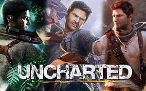 [PS4] Uncharted: Remastered Games - £5.86 each - Shopto