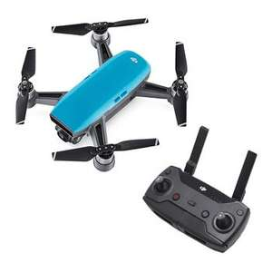 DJI SPARK Fly More Combo Drone in Sky Blue - £479.90 @ Scan