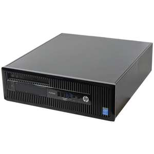 HP PRODESK 400 G1, INTEL I7-4790, 3.6GHZ, 4GB MEMORY, 500GB HDD, WINDOWS 10, 1 Year Warranty - £174.08 @ Gigarefurb