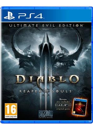 Diablo III: Reaper of Souls - Ultimate Evil Edition (PS4) @BASE - £15.85
