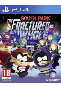 [PS4] South Park The Fractured But Whole - £19.85 - Simply Games