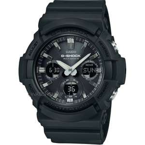 Casio G-Shock solar powered radio controlled ...price after code - £81.87 @ Watch Shop