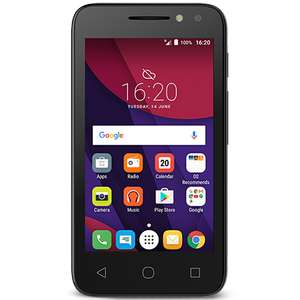 Alcatel Pixi4 4 Mobile Phone Like New @O2 £15 Delivered, Unlock For Additional 99p