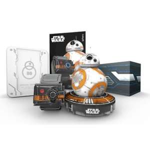 Various reduced Sphero Products - eBay Seller: techheavenoutlet. BB-8 Special Edition £59.99, R2-D2 £79.99, BB-9e £49.99, Darkside Ollie £39.99 LINKS BELOW