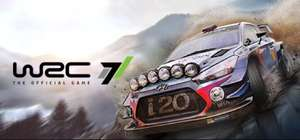 Wrc 7 on PC (Steam) £10.49!