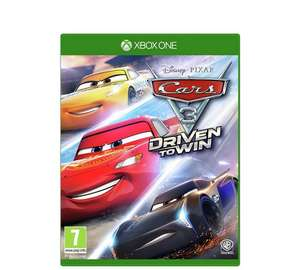 Cars 3: Driven to Win  [Xbox One / PS4] £20.99 (free C&C) at Argos