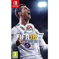 FIFA 18 [Switch] £22.00 @ Tesco Direct