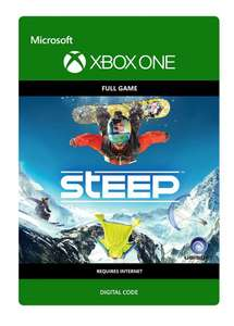 (Xbox One) Steep £7.99 / £7.59 with FB code @ CDKeys