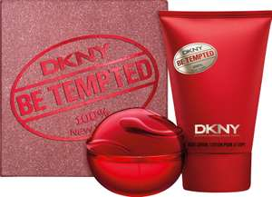 DKNY Be Tempted Eau de Parfum Spray 30ml Gift Set for £16.20 delivered at Escentual using code ESCENTUAL25