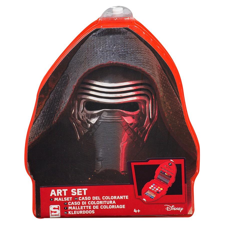 Disney Star Wars 33-Piece Art Case now £1.49 C+C @ Robert Dyas