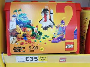 Lego - Mission To Mars 10405 £35 instore @ Tesco Bar hill