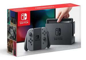 Nintendo Switch + FIFA 18 + Mario Rabbids £309 @ Tesco