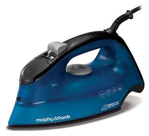 Morphy Richards 300271 breeze blue\ black steam iron £20 delivered @ amazon