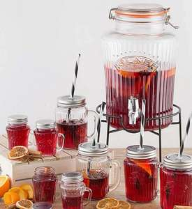 Kilner 18 Piece Vintage Drinks Set (was £25) Now £17.50 C&C at Dunelm Mill