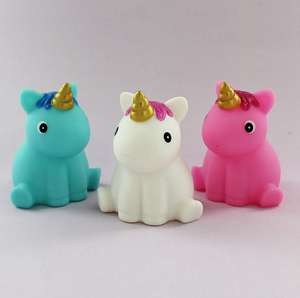 Colour Changing Light Up Waterproof Unicorn now £1.60 w/code @ The Works (Free C&C)
