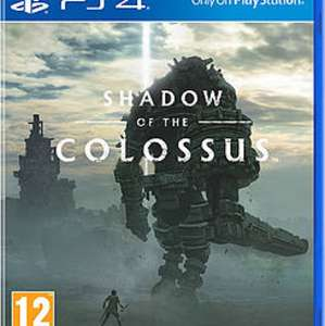 Shadow of the Colossus £22.99 PS4 @ Argos
