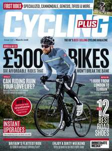 5 Issues of Cycling Plus Magazine (or ProCycling) and Crankalicious Cleaning Kit (worth about £40) £5.00 @ Buysubscriptions