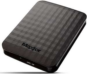 maxtor m3 4tb portable hard drive £92.93 @ Amazon. Also at ebuyer and ccl