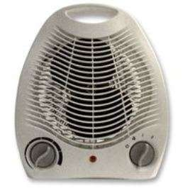 PRO ELEC  2kW Upright Electric Fan Heater £6.24 Delivered @ CPC