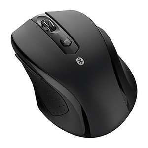 JETech M0884 Bluetooth Wireless Mouse for PC, Mac, and Android OS Tablet with 6-month Battery Life, Black £6.99 prime / £10.98 non prime Sold by Rankie-Direct and Fulfilled by Amazon Lightning Deal