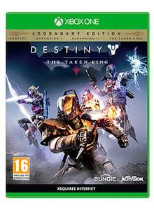 Destiny: The Taken King - Legendary Edition Xbox One Pre Owned £2.99 @ Game