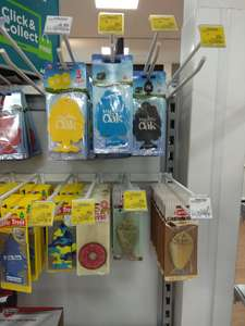 Mighty oak car air fresheners (various scents) 20p at Asda living