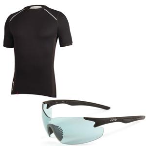 Endura Transmission II Baselayer £11.99 /  NRC P8.3 Photochromic Lense Cycling Glasses £36.99 @ Tredz