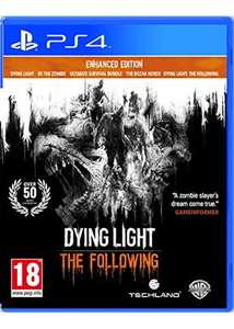 Dying Light: The Following - Enhanced Edition (PS4) £16.99 @ BASE