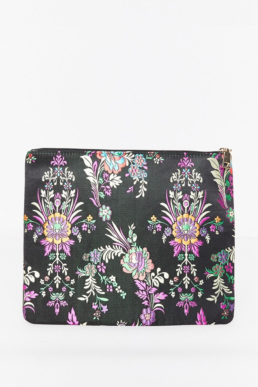 Bailey Black Large Oriental Envelope Clutch Bag now £10.50 Del w/code @ MissPap
