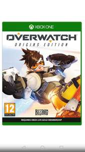 Overwatch game of the year edition Xbox one £25 @ Microsoft