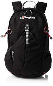 Berghaus TwentyFourSeven Plus 25L Backpack £18.74 prime & non prime orders over £20 @ Amazon BLACK ONLY