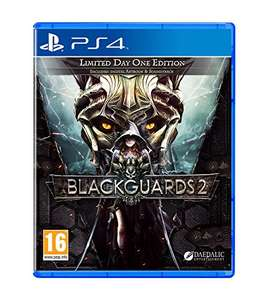 Blackguards 2 PS4 £10.99 prime / £12.98 non prime Sold by Frosty Games and Fulfilled by Amazon