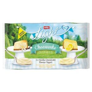Muller Light Cheesecake Inspired 6pk @ Iceland. £1