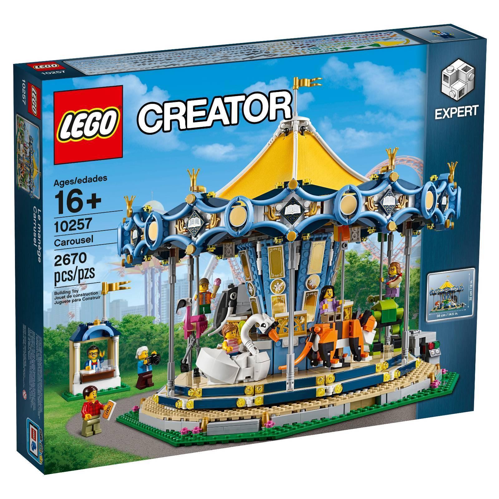 LEGO Creator Expert Carousel (10257) £129.98 @ Toys r us