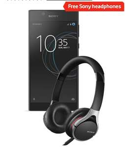 Pay as you go Sony xperia L1 with free MDR-10RC headphones worth £40 - £129 @ Vodafone