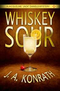 Amazon free thrillers - Whiskey sour, bed of bones​​, hit the road jack , killing season & maniacal