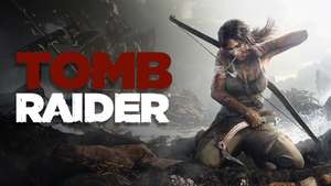 PC :- Tomb Raider ( 2013 ) £2.24 OR GOTY Edition £3.74 85 % discount ** Direct with Steam ***