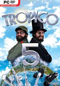 Tropico 5 PC - £2.99 Until 8pm UK Time @ GOG