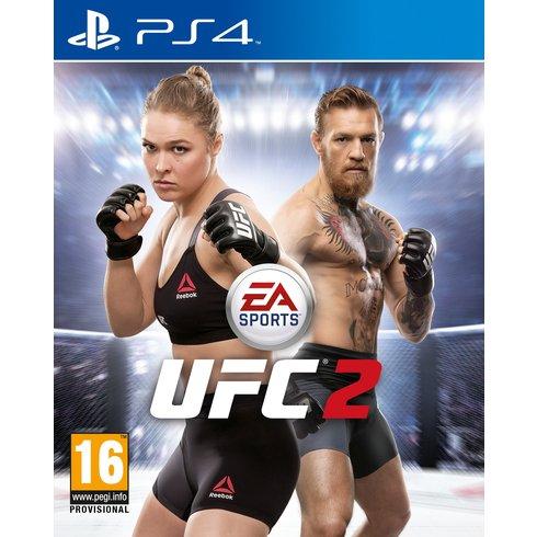 UFC 2 PS4 £14.99 @ Smyths (free c&c or £2.99 del :/)